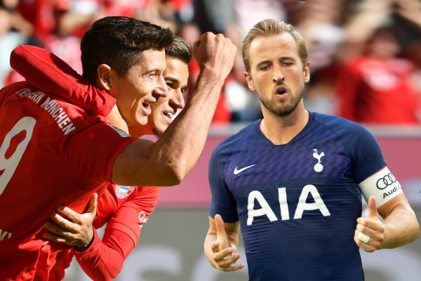 Preview For The CL Match Tottenham Hotspur FC Bayern Munich.