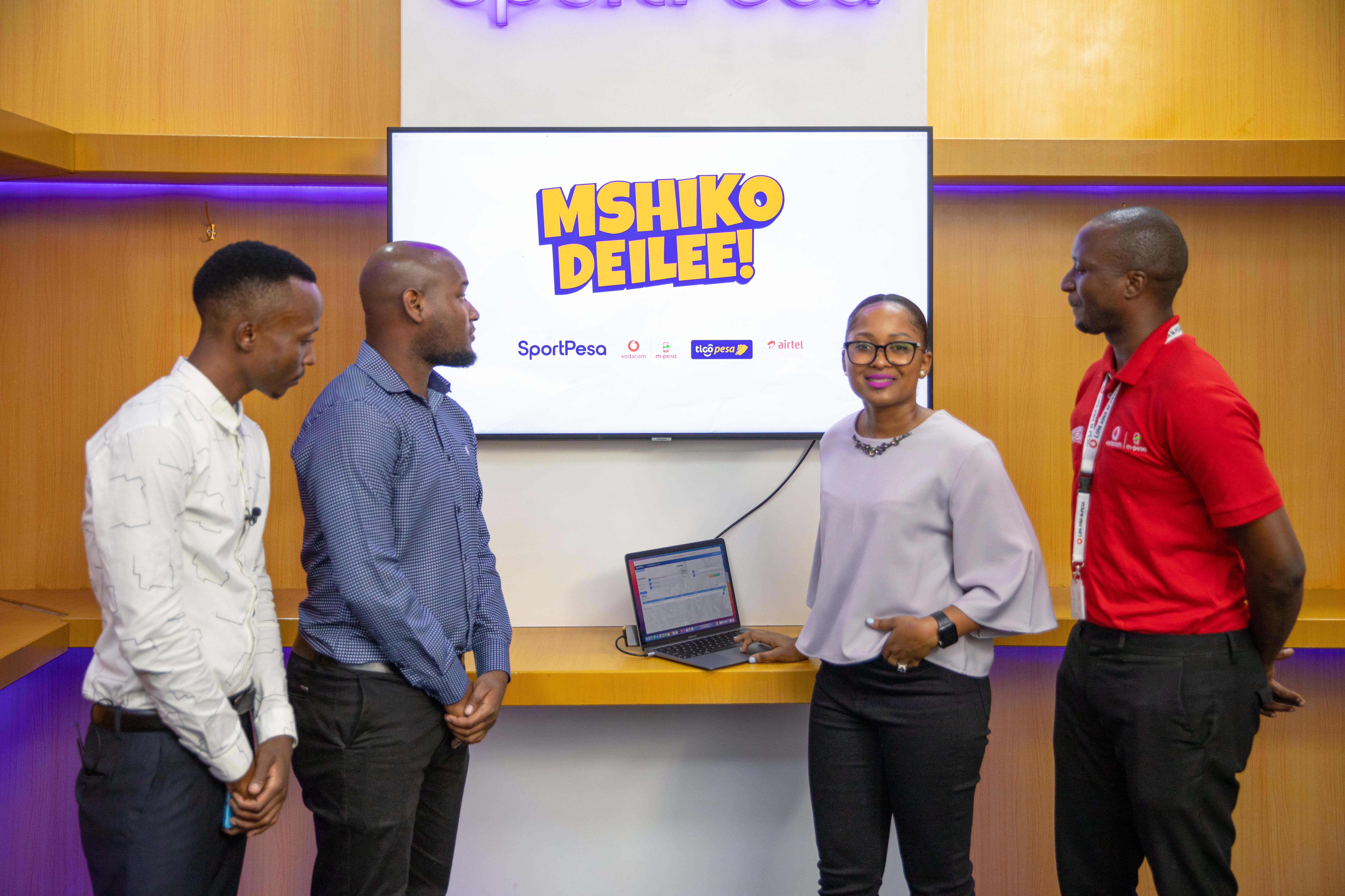 Milioni tatu zatolewa Wiki ya kwanza-Mshiko Deilee