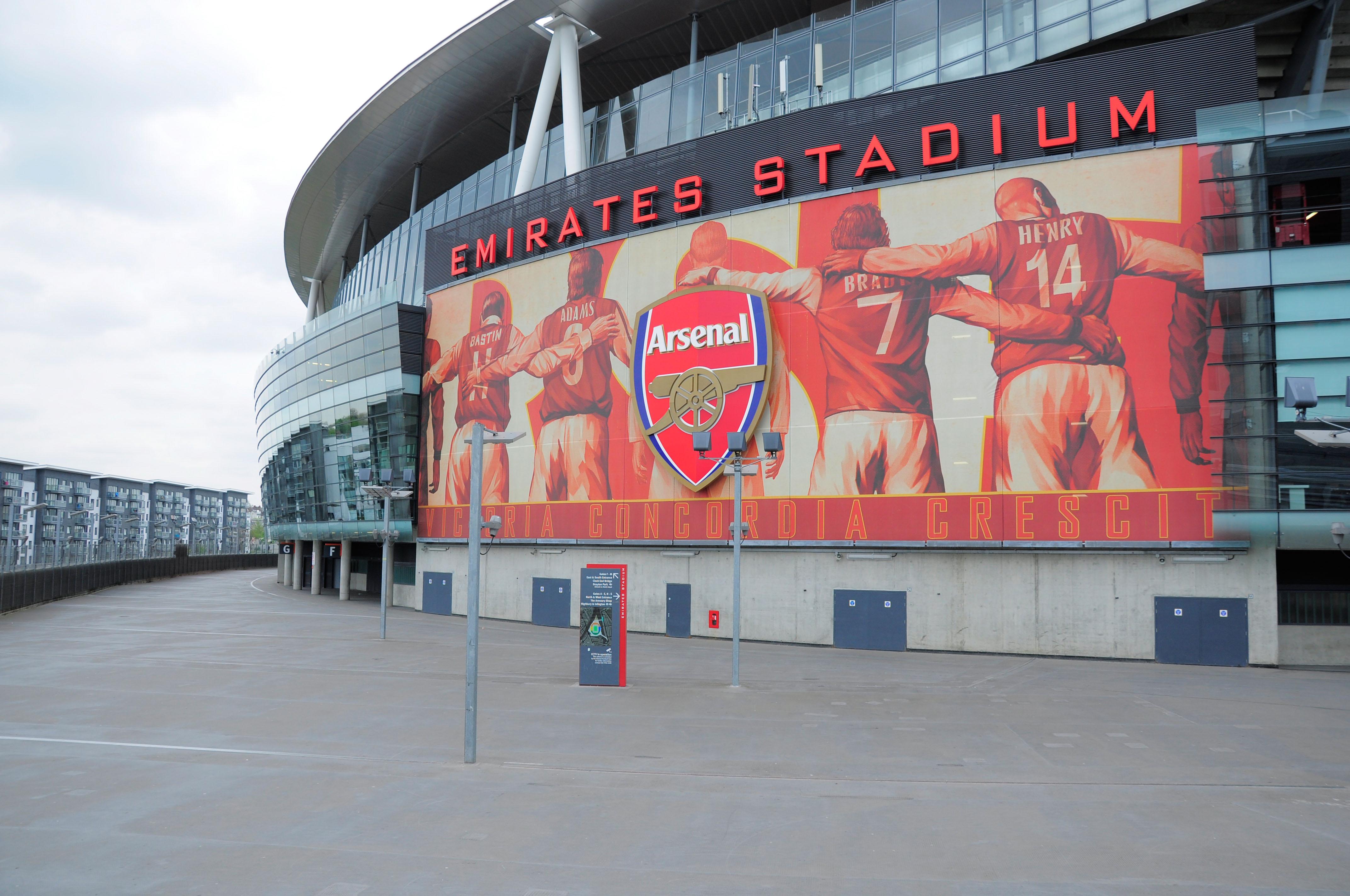 Mwongozo Wa Timu- Arsenal