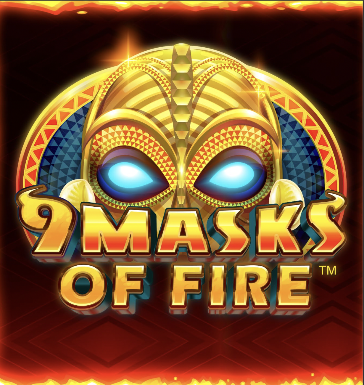 Gameburger Proudly Welcomes You To Explore The High Energy World Of Africa With 9 Masks Of Fire.